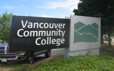 کالج  VCC یا Vancouver Community College کانادا